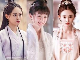 Triệu Lệ Dĩnh dẫn đầu Top mỹ nhân ấn tượng nhất màn ảnh Hoa ngữ nửa đầu năm 2019