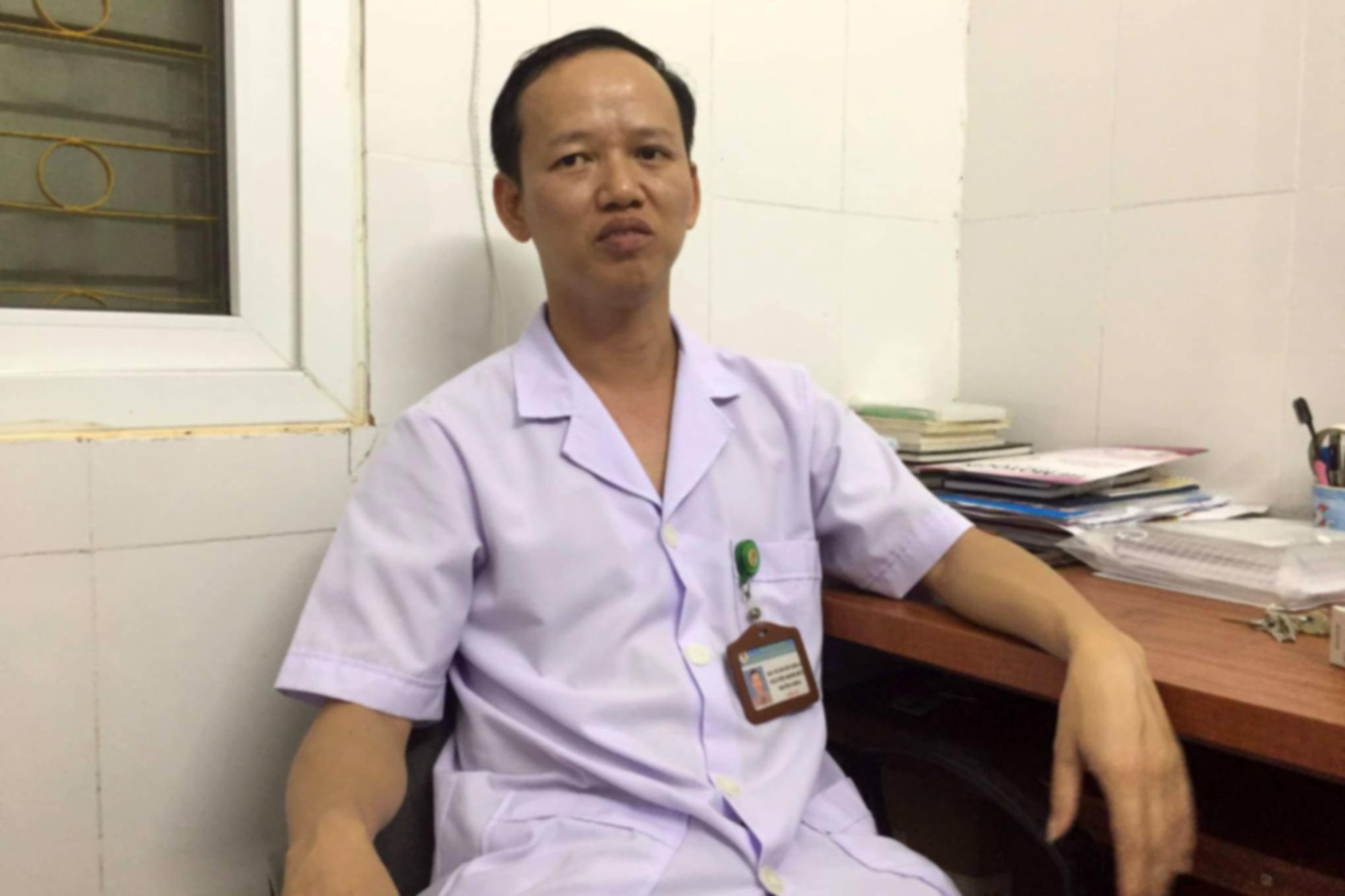 Công an điều tra vụ bé sơ sinh bị bác sĩ kéo đứt cổ-1