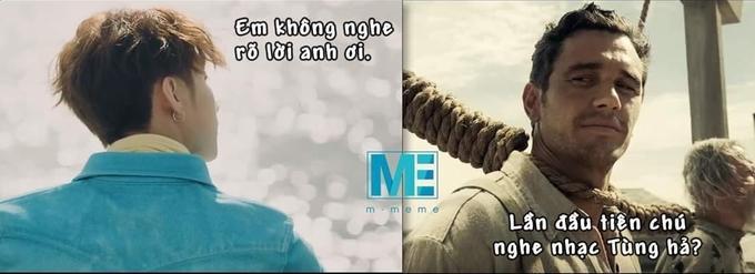 Hot nhất MXH hôm nay: 1.001 khoảnh khắc cực nhây của Sơn Tùng trong loạt meme chế MV Hãy Trao Cho Anh-4
