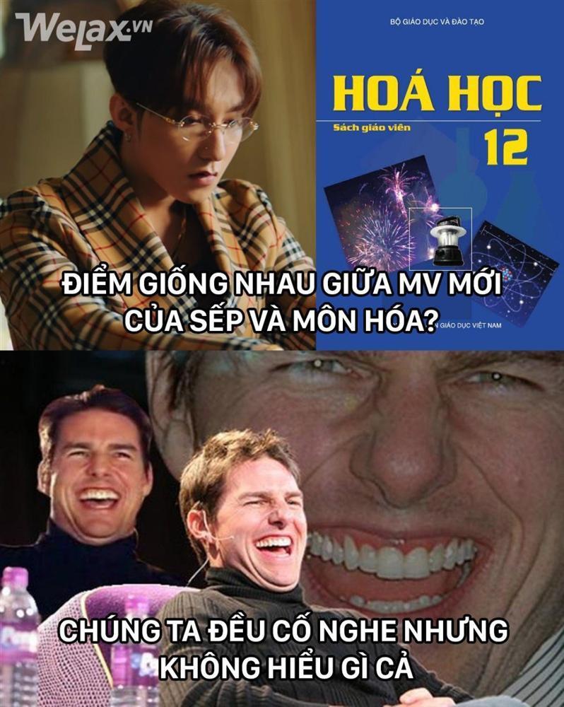 Hot nhất MXH hôm nay: 1.001 khoảnh khắc cực nhây của Sơn Tùng trong loạt meme chế MV Hãy Trao Cho Anh-3