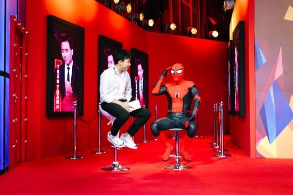 Trấn Thành cất công mời Spider-Man từ Mỹ sang Việt Nam phỏng vấn nhưng nhận lại cái kết siêu đắng-1