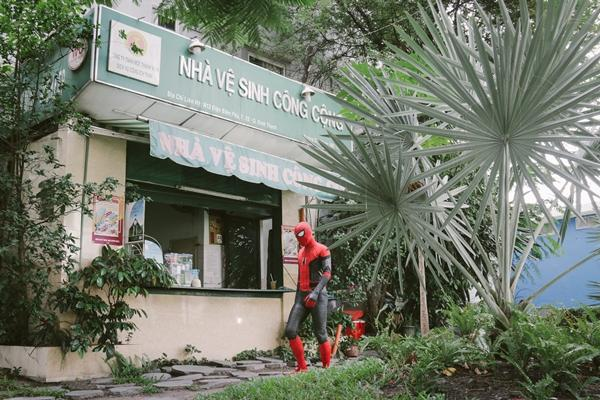 Trấn Thành cất công mời Spider-Man từ Mỹ sang Việt Nam phỏng vấn nhưng nhận lại cái kết siêu đắng-2