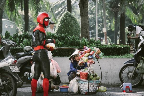 Trấn Thành cất công mời Spider-Man từ Mỹ sang Việt Nam phỏng vấn nhưng nhận lại cái kết siêu đắng-3