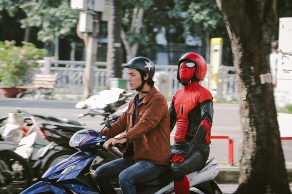 Trấn Thành cất công mời Spider-Man từ Mỹ sang Việt Nam phỏng vấn nhưng nhận lại cái kết siêu đắng-4