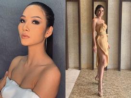 Bản tin Hoa hậu Hoàn vũ 2/7: Đối thủ Philippines 'cướp' spotlight của Hoàng Thùy với thời trang cực đỉnh