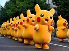 Pokemon nhảy múa, khuấy động sân bay Changi