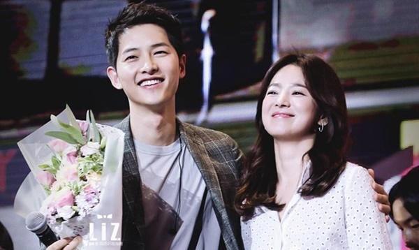 Song Joong Ki vẫn quay phim trước ngày đệ đơn ly hôn Song Hye Kyo-2