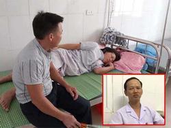 Vụ trẻ sơ sinh bị bác sĩ kéo đứt cổ: Nếu thai đã chết lưu, khi kéo ra đã đứt cổ, tại sao phải khâu lại?