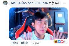 Bà xã có lòng cập nhật ảnh đại diện Facebook cực tình, Cris Phan vào bình luận như muốn tự châm lửa đốt nhà mình-3
