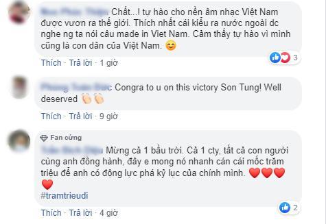 Fan Việt mở tiệc ăn mừng khi Top 1 Trending Youtube Hàn Quốc gọi tên Sơn Tùng M-TP với Hãy Trao Cho Anh-3