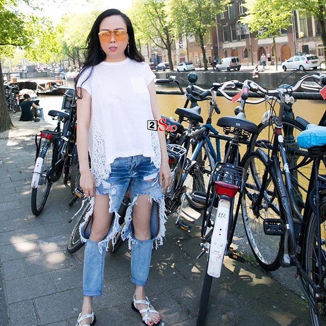 Quá mê Phượng Chanel, Quách Ngọc Ngoan tuyên bố: Cô ấy chưa bao giờ mặc xấu-6