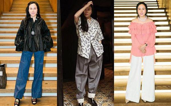 Quá mê Phượng Chanel, Quách Ngọc Ngoan tuyên bố: Cô ấy chưa bao giờ mặc xấu-8
