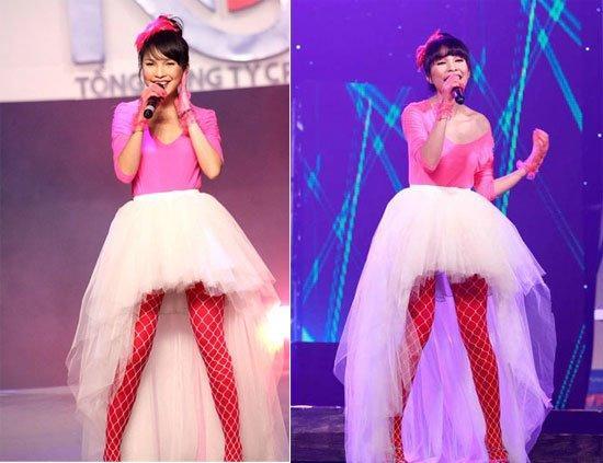 Phượng Chanel - Đoan Trang cứ mặc màu hồng là dân tình lại la ó-12