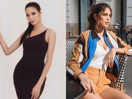 Bản tin Hoa hậu Hoàn vũ 3/7: Điểm 10 thời trang thuộc về Hoàng Thùy hay 'bông hồng' nước Pháp?