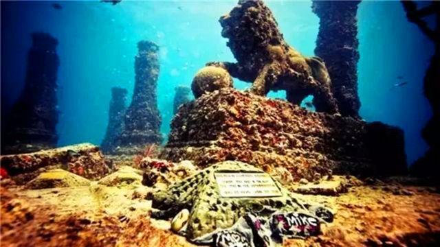 72 ngôi nhà bí ẩn dưới lòng biển sâu Trung Quốc-3