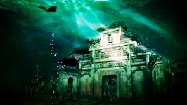 72 ngôi nhà bí ẩn dưới lòng biển sâu Trung Quốc-4