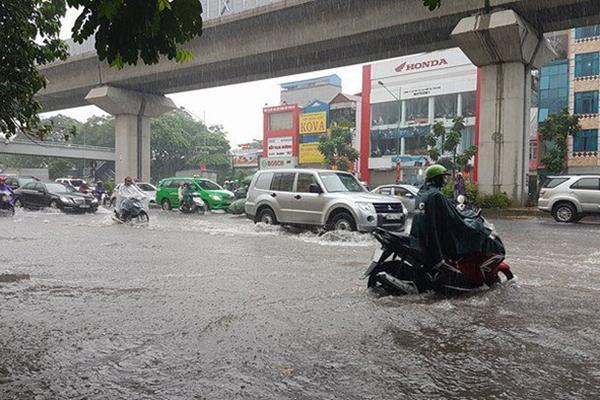 Bão số 2 đổ bộ vào Hải Phòng đến Nam Định, Hà Nội mưa to-1