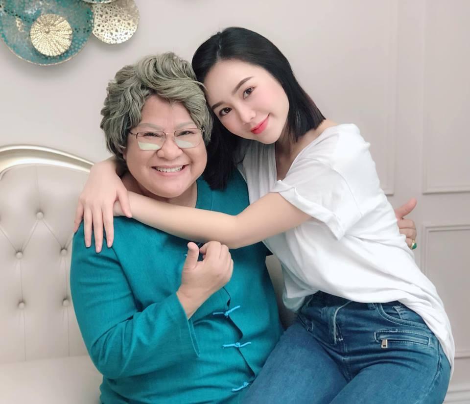 Quỳnh Kool bị xúc phạm danh dự khi đóng em gái mưa trong Nàng dâu order-3
