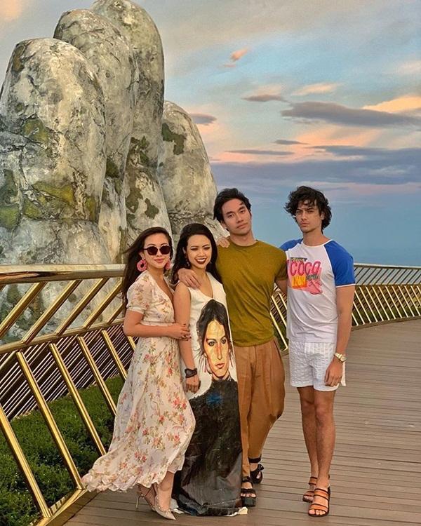 Nghi vấn NTK Lý Quí Khánh và người tình tin đồn Quang Vinh đang có kỳ nghỉ hè thân mật-2