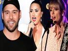 Hậu mạt sát fan hâm mộ vì bênh vực Taylor Swift, Demi Lovato tuyên bố 'nghỉ chơi' mạng xã hội
