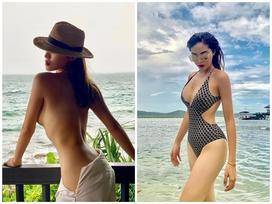 Liên tục khoe ảnh du hí cùng Minh Triệu, Kỳ Duyên bị mắng thẳng mặt: 'Hoa hậu mà chẳng làm được gì ý nghĩa'