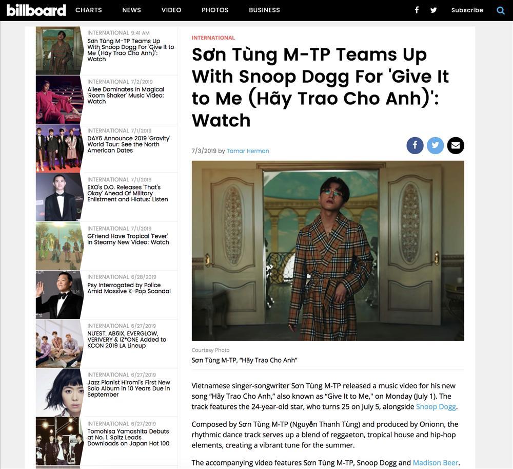 Thiều Bảo Trâm được Snoop Dogg cap màn hình chúc mừng Sơn Tùng MTP khiến Skys fan nháo nhào vì lo lắng-6