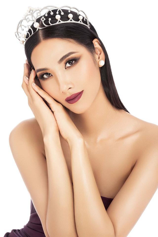 Hoàng Thùy lấp lửng thi Miss Universe 2019 tại Mỹ, fan hoang mang tột độ: Hàn Quốc mà chị ơi?-3