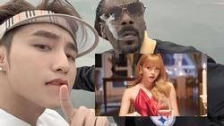Thiều Bảo Trâm được Snoop Dogg cap màn hình chúc mừng Sơn Tùng MTP khiến Sky's fan nháo nhào vì lo lắng