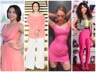Phượng Chanel - Đoan Trang cứ mặc màu hồng là dân tình lại 'la ó'