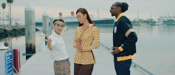 Kém gì BB Trần, Hải Triều cũng đua đòi diện áo bà ba xuất hiện trong MV của Sơn Tùng rồi này-4