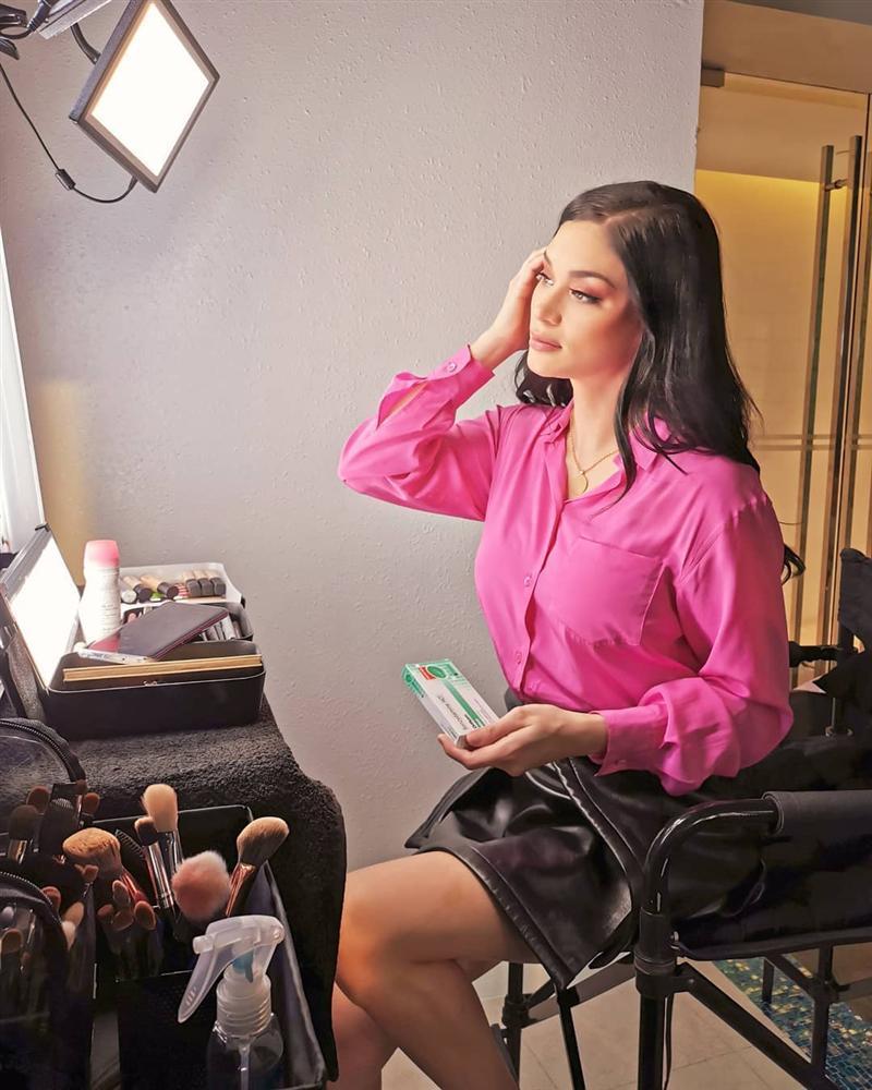Bản tin Hoa hậu Hoàn vũ 4/7: Chị em HHen Niê - Lệ Hằng lên đồ miễn chê chặt đẹp dàn mỹ nhân quốc tế-3