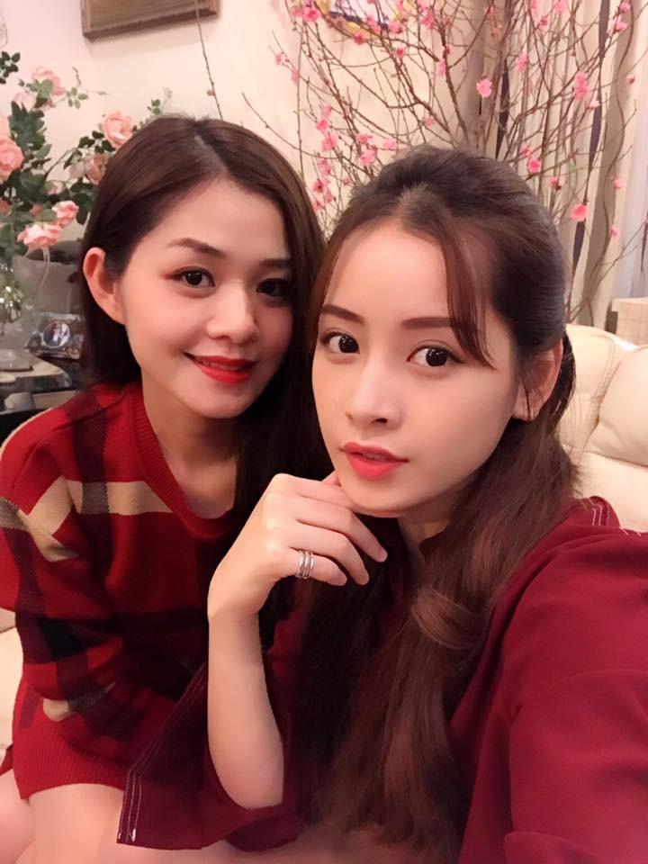 Tay xách nách mang hai con nhưng nhan sắc chị gái Chi Pu vẫn thuộc hàng cực phẩm-8