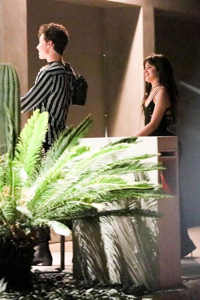 Liên tục khẳng định chỉ là bạn thân, Shawn Mendes và Camila Cabello bị bắt gặp khóa môi nồng nàn-5