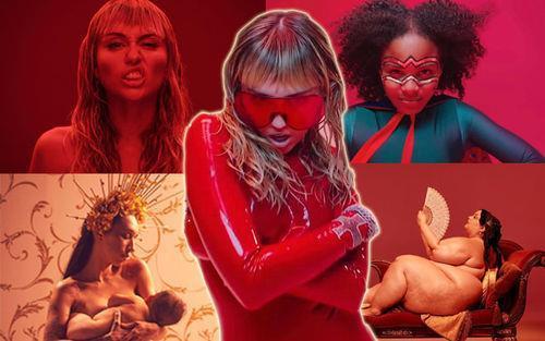 Miley Cyrus có phá cách quá đà với MV đầy cảnh sờ soạng, khỏa thân?-3