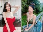 Vóc dáng cực kỳ bốc lửa của nữ MC tố bạn trai tung clip nóng của mình vào nhóm chat sex Jung Joon Young