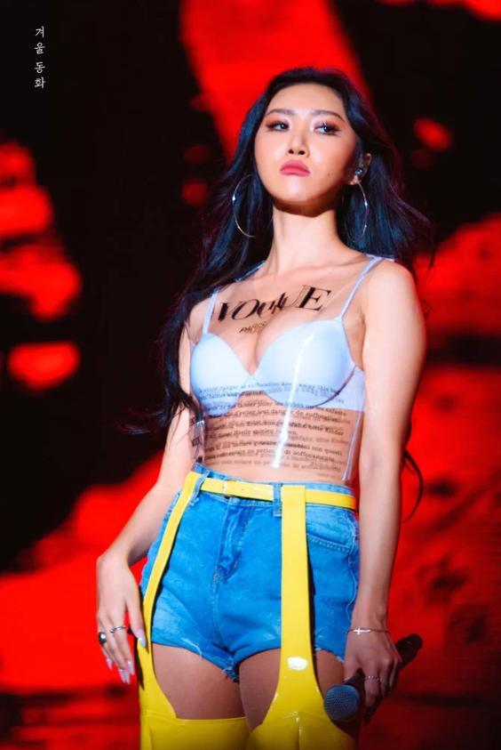 5 nữ idol sở hữu thân hình bốc lửa cực phẩm, được tung hô như Kim siêu vòng 3 của Hàn Quốc-2