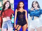 5 nữ idol sở hữu thân hình bốc lửa 'cực phẩm', được tung hô như 'Kim siêu vòng 3' của Hàn Quốc