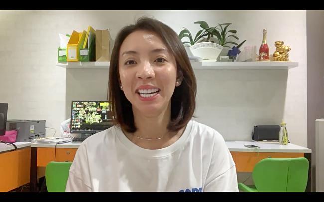 Thu Trang khiến bao người đứng hình khi sub cả lời rapper trong Hãy trao cho anh của Sơn Tùng-1