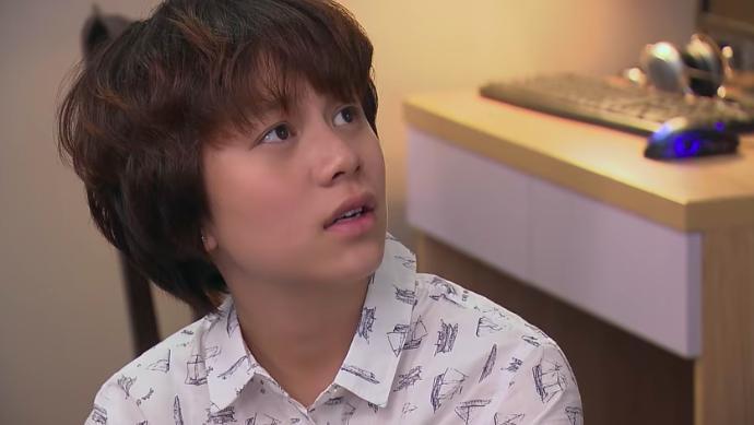 Ánh Dương ăn nói hỗn láo khiến Huệ bật khóc trong tập 60 Về Nhà Đi Con-1