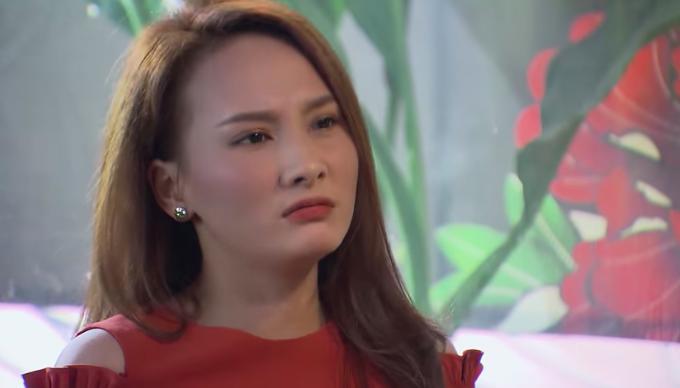 Ánh Dương ăn nói hỗn láo khiến Huệ bật khóc trong tập 60 Về Nhà Đi Con-3