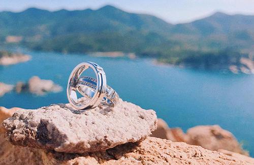 Diện đồ ton-sur-ton, Cường Đô la bật mí cảnh cầu hôn Đàm Thu Trang cực kỳ lãng mạn bên bờ biển-11