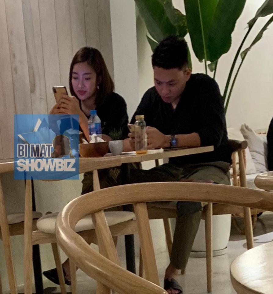 Hoa hậu Đỗ Mỹ Linh không được dân mạng ủng hộ hẹn hò với tình cũ Á hậu Tú Anh-1