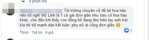 Hoa hậu Đỗ Mỹ Linh không được dân mạng ủng hộ hẹn hò với tình cũ Á hậu Tú Anh-8