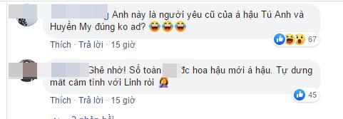 Hoa hậu Đỗ Mỹ Linh không được dân mạng ủng hộ hẹn hò với tình cũ Á hậu Tú Anh-6