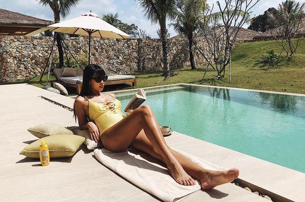 Top mỹ nhân Việt bầu bí vượt mặt vẫn mặc bikini đẹp nhất-13