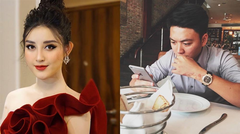 Dương Bảo Hưng - thiếu gia nhà giàu lắm duyên nhiều nợ với loạt Hoa hậu, Á hậu đình đám nhất showbiz Việt-4