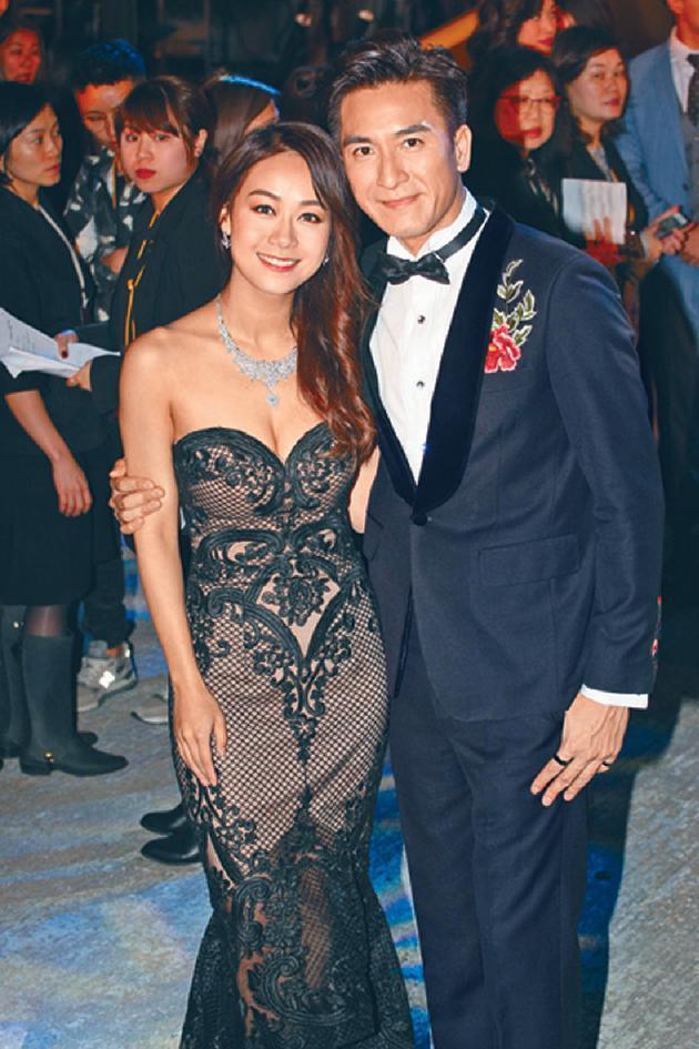 Sao nam TVB thừa nhận chia tay á hậu sau vụ video ngoại tình-1