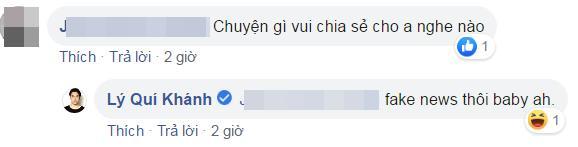 Lý Quí Khánh công khai hẹn hò người tình 14 năm, Quang Vinh lập tức bị réo tên vì thời gian quá trùng khớp-3