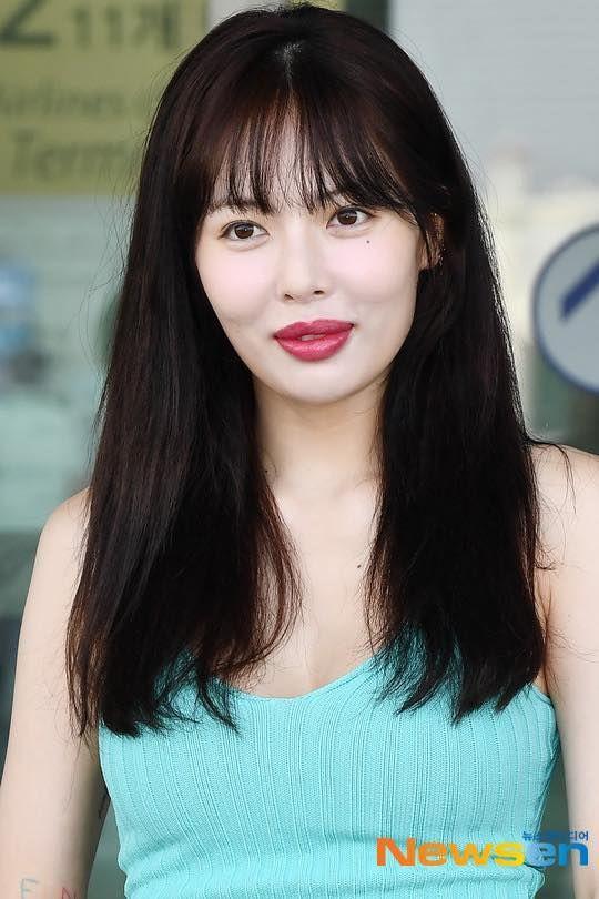 Nữ hoàng gợi cảm HyunA dính nghi vấn bơm môi khi xuất hiện với đôi môi xúc xích to mọng-4