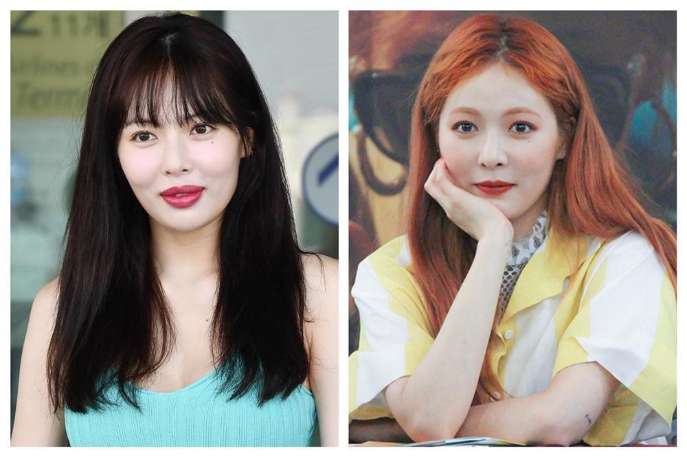 Nữ hoàng gợi cảm HyunA dính nghi vấn bơm môi khi xuất hiện với đôi môi xúc xích to mọng-6